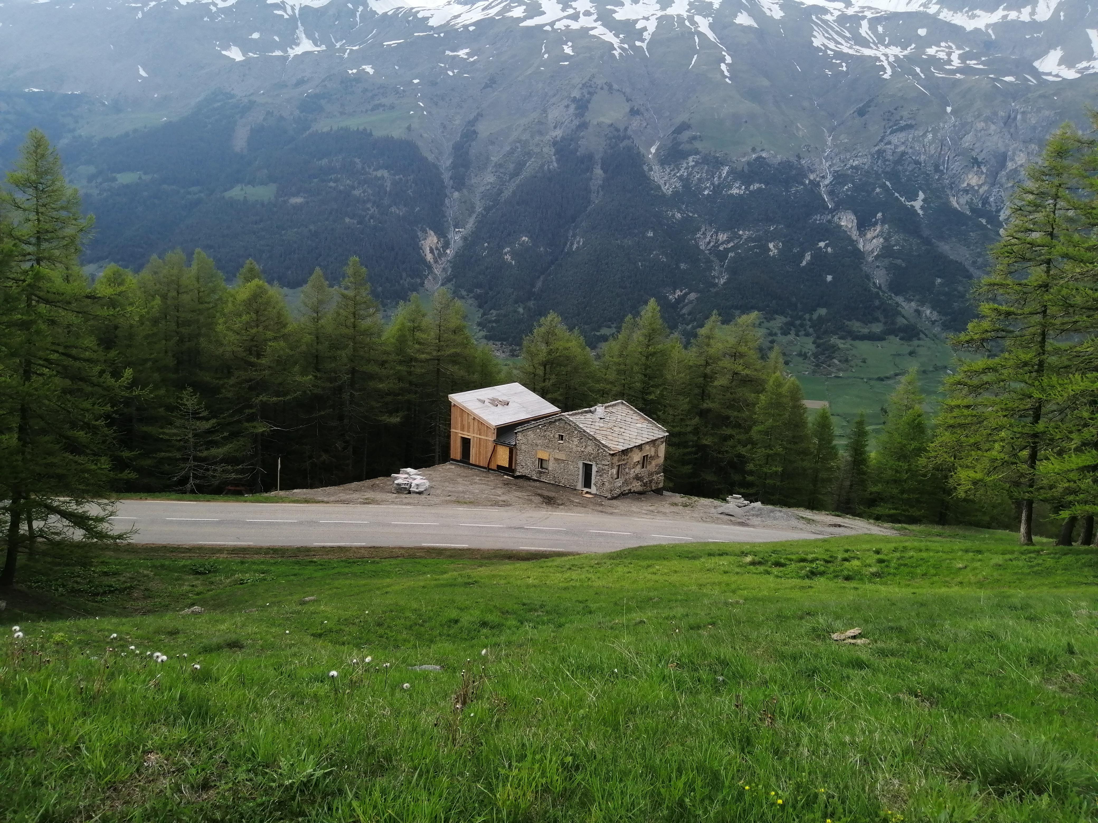 Réhabilitation & extension d'une Maison Cantonnière à Val Cenis – Lanslebourg (73)